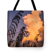 Through The Grass Tote Bag