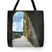 Through The Portal Tote Bag
