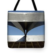 Through The Roof 1 Tote Bag
