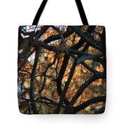 Through The Trees 2 Tote Bag