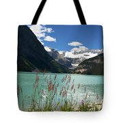 Through The Weeds Tote Bag