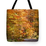 Through The Woods By D. Perry Lawrence Tote Bag
