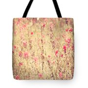 Through Us Again Tote Bag
