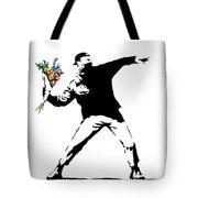 Throwing Love Tote Bag