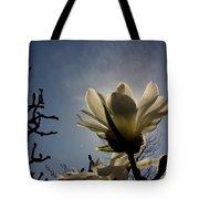 Thru The Flowers 2 Tote Bag