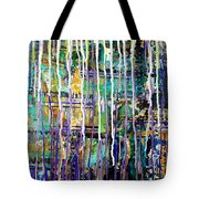 Thru The Storm 2 Digital Series Tote Bag