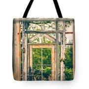 Thru Times Window Tote Bag