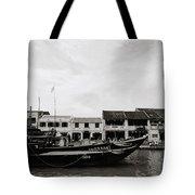 Thu Bon River Hoi An Tote Bag