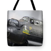 Thumper And The Lancaster Tote Bag