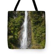 Thunder Creek Falls Tote Bag