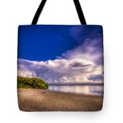 Thunder Head Coming Tote Bag
