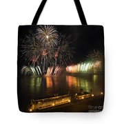 Thunder Over Louisville - D008432 Tote Bag