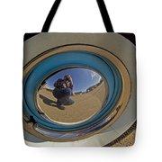 Thunderbird Self Portrait   #8148 Tote Bag