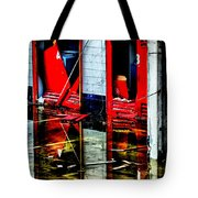Thunderbirds Are No-go Tote Bag