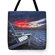 Thunderdawn Tote Bag