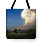 Thunderhead Tote Bag