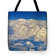 Thunderstorm Tote Bag