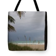 Thunderstorm Sky Tote Bag