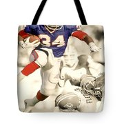 Thurman Thomas Tote Bag