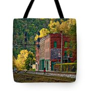 Thurmond Wv Tote Bag
