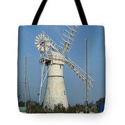 Thurne Windpump Tote Bag