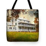Thursby House Blue Springs Tote Bag