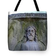 Thy Kingdom Come Tote Bag