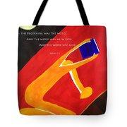 Thy Word Tote Bag