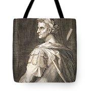 Tiberius Caesar Tote Bag by Titian