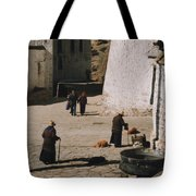 Tibet 2x2x2 By Jrr Tote Bag