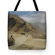Tibet Rural Tote Bag