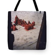 Tibet Sera Debate Tote Bag