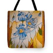 Himalayan Poppies Tote Bag