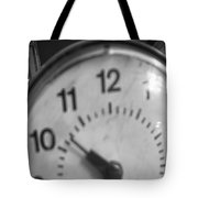Tick Tock Goes The Clock 3 Tote Bag
