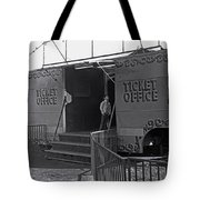 Ticket Office Tote Bag