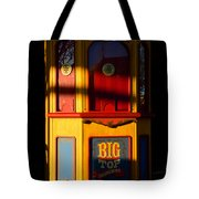 Ticket To The Big Top Tote Bag