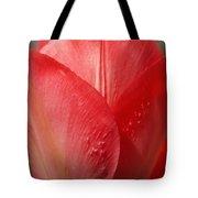 Tickle Me This Tulip Tote Bag