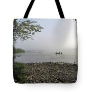 Ticonderoga Bass Fishermen Tote Bag