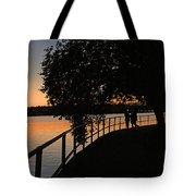 Tidal Basin Sunset0259 Tote Bag