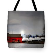 Tide Mill Tote Bag