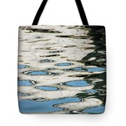 Tide Pools On The Water Tote Bag