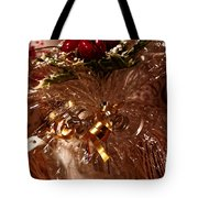 Tied With A Ribbon Tote Bag