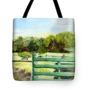 Tiffany Farms East Gate Tote Bag