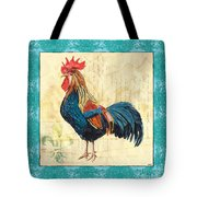 Tiffany Rooster 2 Tote Bag
