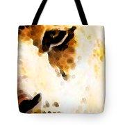Tiger Art - Pride Tote Bag by Sharon Cummings