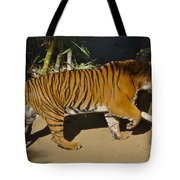 Tiger Beat Tote Bag