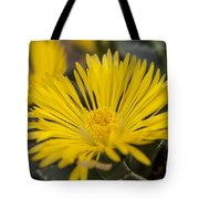 Tiger Claw Plant Tote Bag