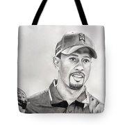 Tiger Club Tote Bag by Devin Millington