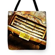 Tiger Country Old School Tote Bag