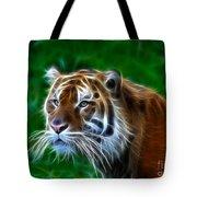 Tiger Dream Tote Bag